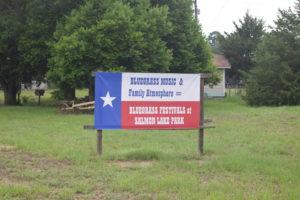 Bluegrass Sign