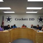Crockett ISD Staff Receives Good News on First Day of School