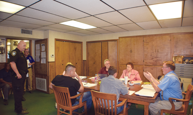 Grapeland Council Approves Proposed Tax Rate