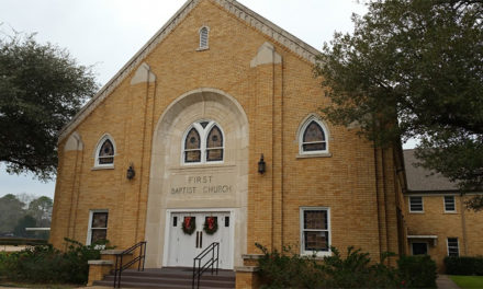 First Baptist Church in Grapeland Provides Little Dresses for Africa
