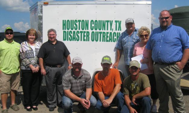 Moosehead Heads Aid Shipment