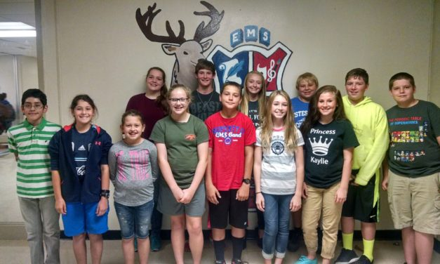 New Elkhart Student Council Elected