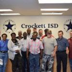 Crockett ISD Recognizes Maintenance Department