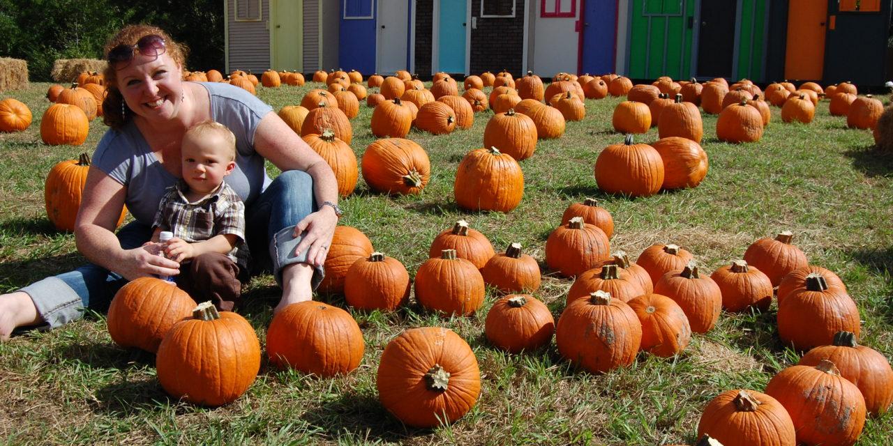 It's The Great Pumpkin (Ride)