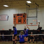 Lady Panthers Rally for Win against Lady Elks