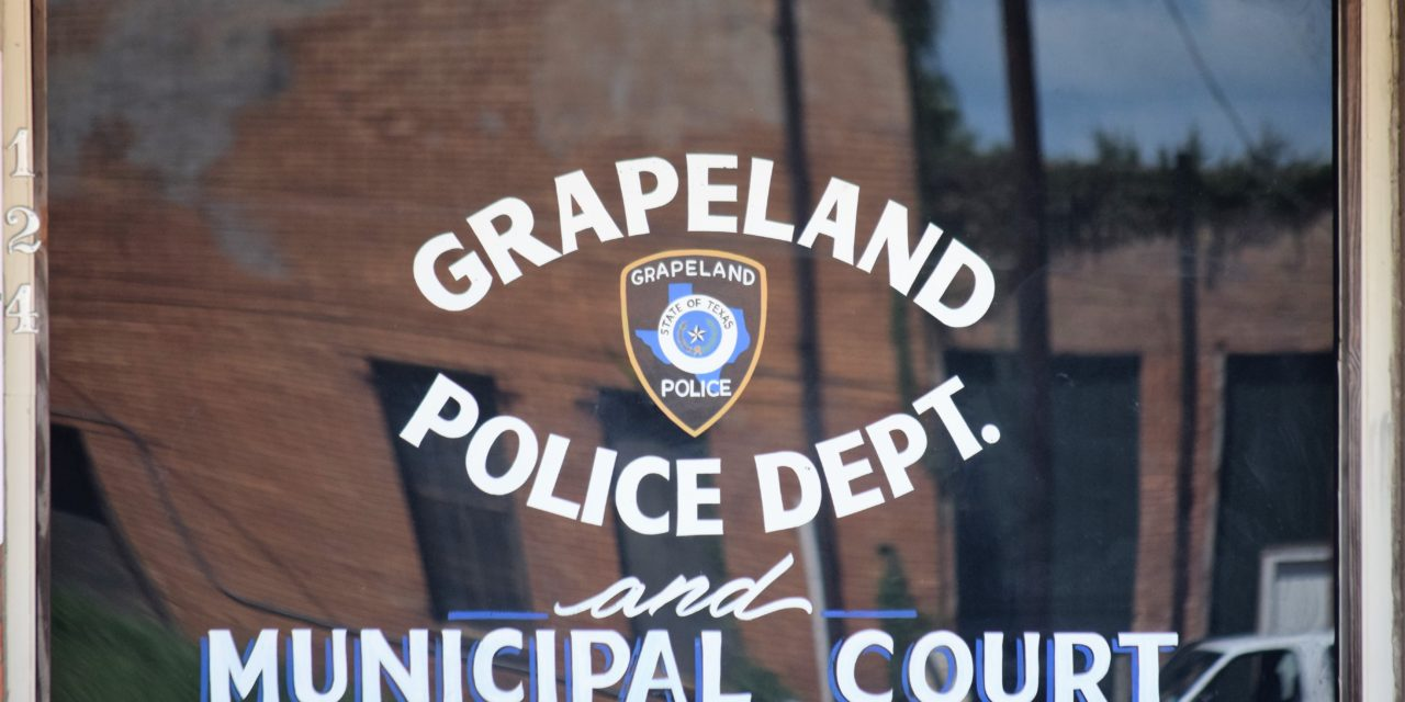 Candidate for Grapeland Police Chief Accepts Position