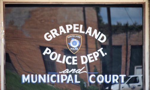 Grapeland PD Helps Secure Five Felony Indictments