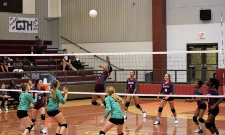 Sandiettes Take Down Lady Tigers, 3-1