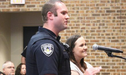 Palestine Police Department Hosts Town Hall Meeting