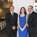 Grapeland Chamber of Commerce Welcomes Rhone Funeral Home
