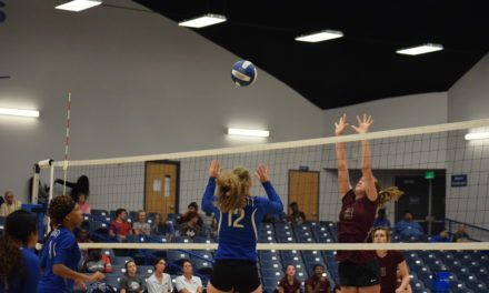 Lady Bulldogs Nip Lady Lions in Five Sets
