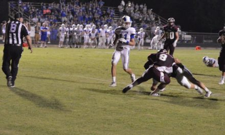 Lovelady Holds Off Joaquin, 21-20