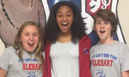 Elkhart Students of the Month