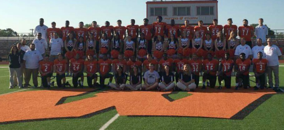 Westwood Panthers Football 2016