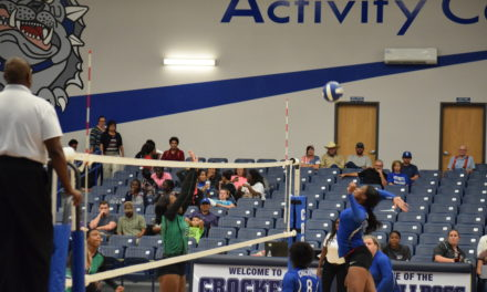 Lady Bobcats Claw past Lady Bulldogs for VB Win