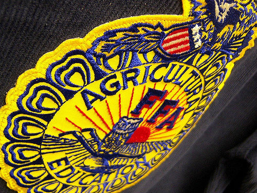 FFA Students Offered Educational Opportunities