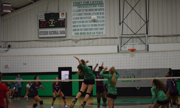 Lady Tigers Keep Playoff Hopes Alive