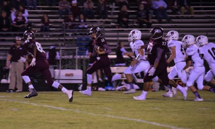 Sandies Crush Cardinals, 45-13