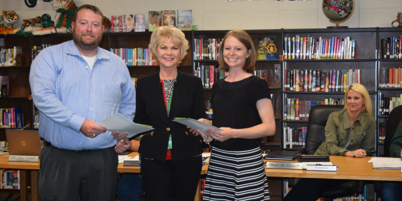 Latexo ISD Board Receives TAPR, FIRST Reports