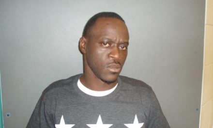 Machete Wielding Suspect Arrested in Crockett