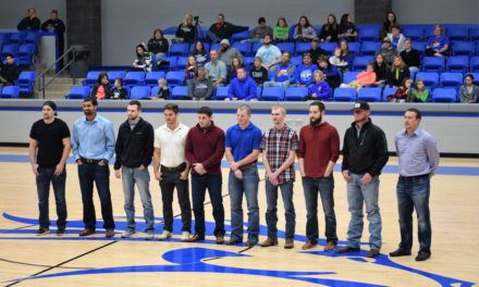 Slocum Honors 2009 State Champs