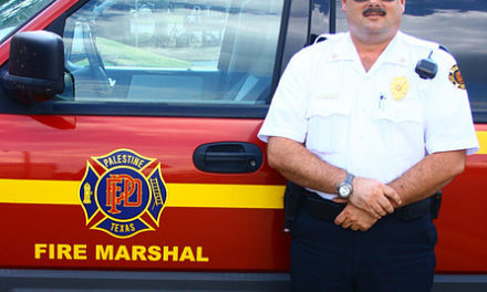 Palestine Fire Chief and Battalion Chief Placed on Admin. Leave