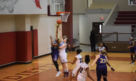 Sandiettes Open Basketball Season with Win