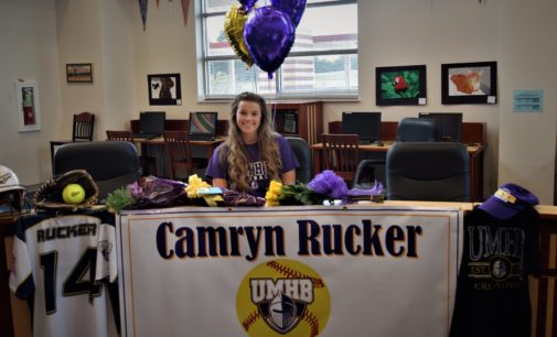 Camryn Rucker Readies for the Next Level