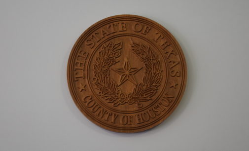 **UPDATED** Commissioners Appoint Jim Lovell as Houston County Judge