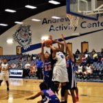 Lady Dawgs Scratch out Win over Lady Lions, 51-33