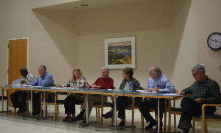 HCHD Board Updated on Timberlands Healthcare