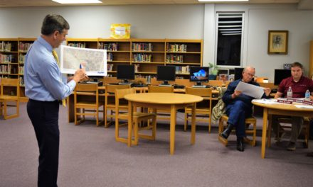 Grapeland ISD Discusses Elementary Building Project