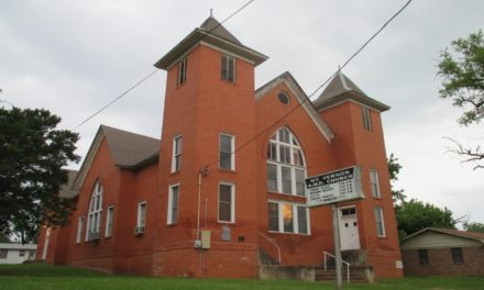 Mt. Vernon AME Church Receives $10K