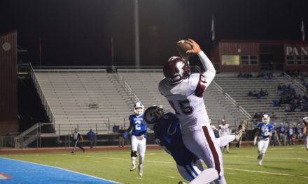 Lovelady Captures Bi-District Title