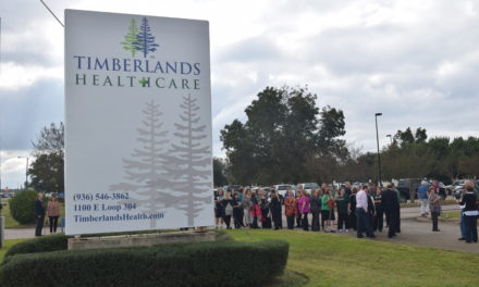 Timberlands Healthcare Hosts Grand Opening Ceremony