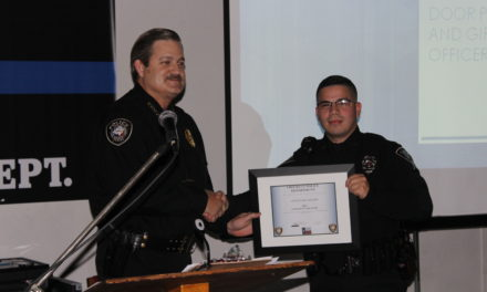 CPD Officer Abel Aguirre Wins Officer of the Year Award