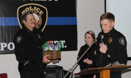 CPD Chief David Cross Honored