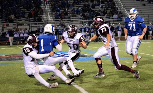 All-District Gridiron Selections for District 12-2A DI Released