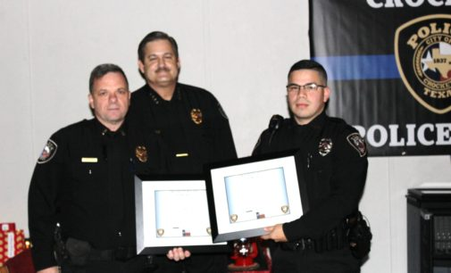 Lt. Lonnie Lum and Officer Abel Aguirre Win Medals of Valor