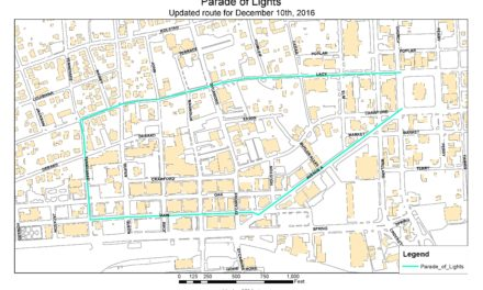 Christmas Parade of Lights postponed to Dec. 10