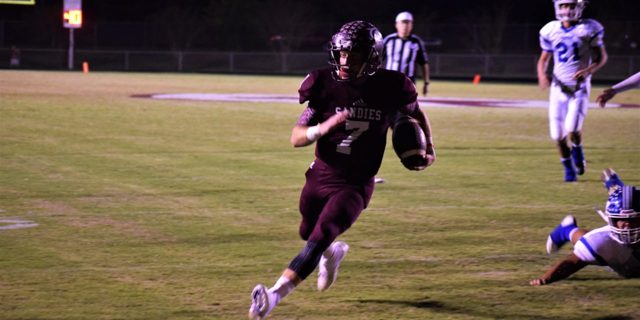 All-District Gridiron Selections for District 11-2A DII Released