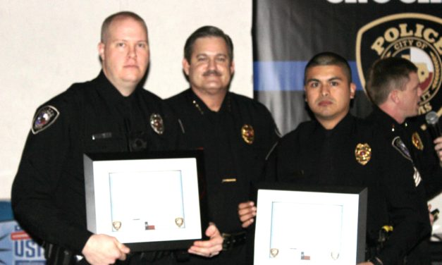 CPD Officers Alfredo Fajardo and Todd Little Win Medal of Valor Awards