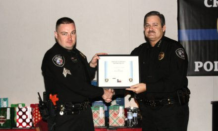 CPD Sgt. Jerrod Vickers Wins Medal of Merit