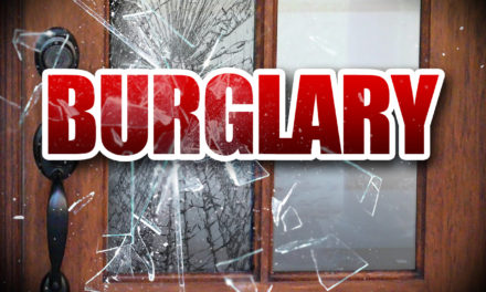 Burglary under Investigation by HCSO