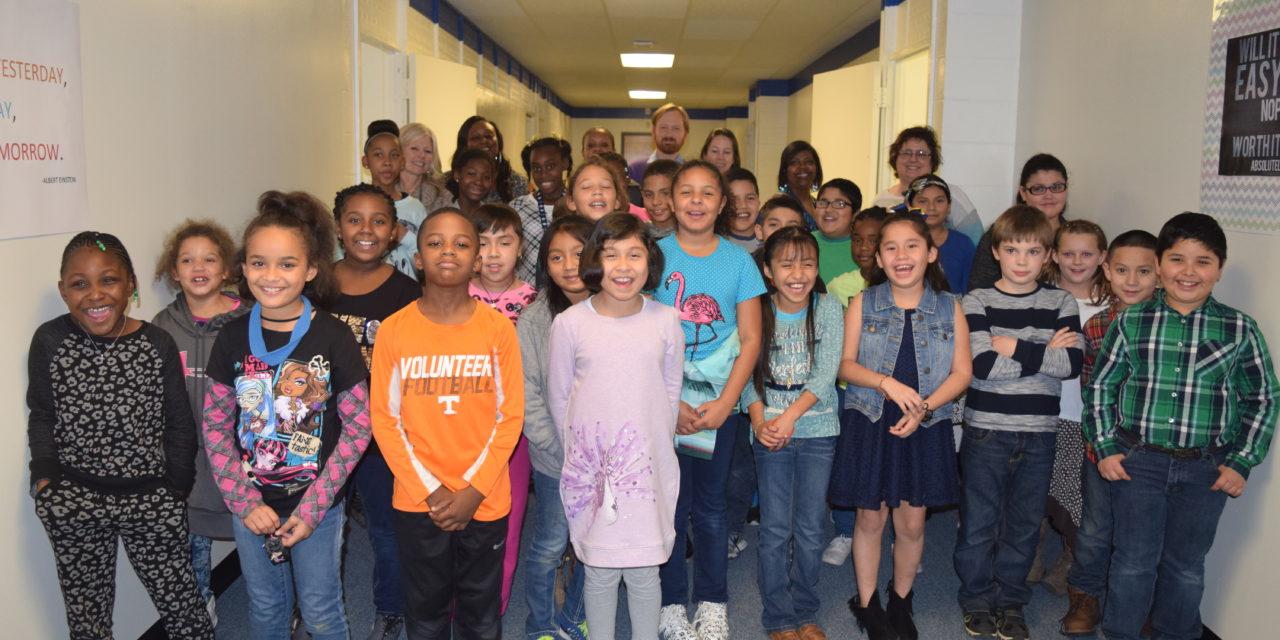 CISD Recognizes Elementary Academic UIL Participants