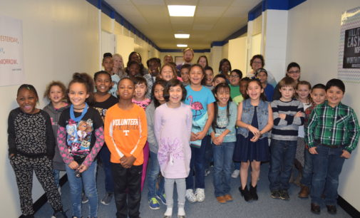 CISD Recognizes Elementary Academic UIL Participants