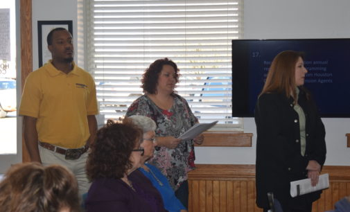 Reports from Agrilife Extension Agents Highlight Commissioners Court