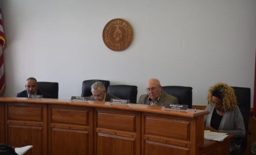 Ho. Co. Commissioners Hear About Illegal Dumping