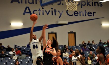 Lady Bulldogs Open 2017 in Dominant Fashion, 70-16