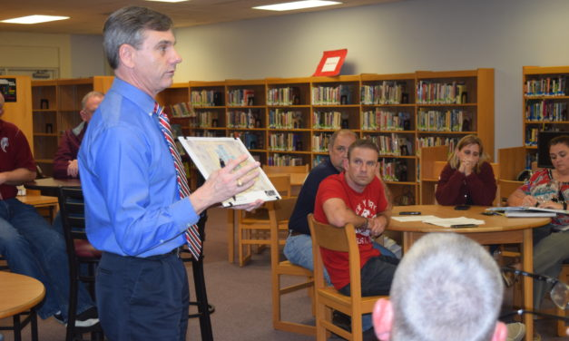 Cost of Bond Discussed by Grapeland ISD